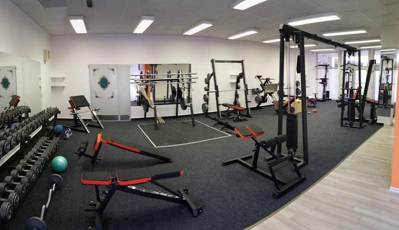 Infinity fitness Olomouc | MultiSport
